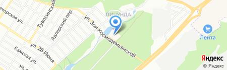 Детский сад №239 на карте Ростова-на-Дону