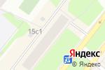 Схема проезда до компании Центр Денежной Помощи в Северодвинске