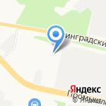 Яргорэлектротранс на карте Ярославля
