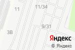 Схема проезда до компании Замки61.ру в Янтарном