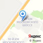 НП-ТРАНС на карте Ярославля