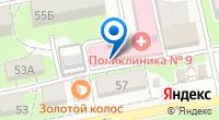 Компания БиржаМедУслуг на карте