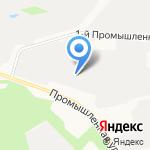 Автоцентр на карте Ярославля
