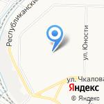 Управляющая организация многоквартирными домами Ленинского района на карте Ярославля