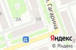 Схема проезда до компании Тепличка в Северодвинске