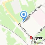 Для Своих на карте Ярославля