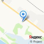 ГАРАЖЪ на карте Ярославля