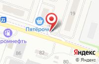 Схема проезда до компании СТРОЙПРОМСЕРВИС в Дядьково