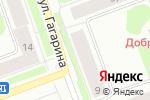 Схема проезда до компании Кошелек в Северодвинске