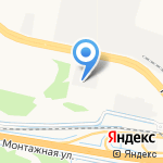 БорисГрупп на карте Ярославля