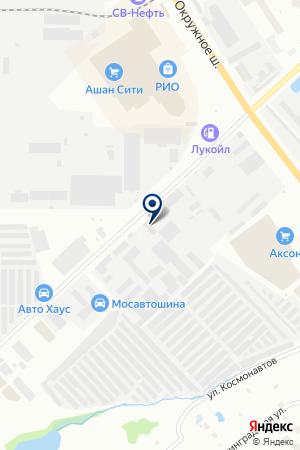 Шинторг на карте Вологды
