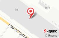 Схема проезда до компании Эго в Ярославле