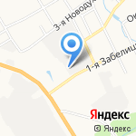 Ярославский электромеханический завод на карте Ярославля