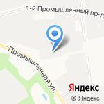 ЭлМон на карте Ярославля