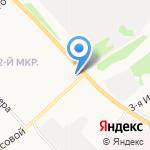 Ритейл Плюс на карте Ярославля