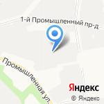 TreeDecor на карте Ярославля