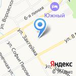 Центр социального обслуживания граждан пожилого возраста и инвалидов на карте Ярославля