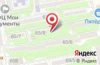 Схема проезда до компании Формула в Ростове-На-Дону
