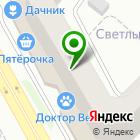 Местоположение компании Зенит