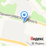 АвтоДом на карте Ярославля
