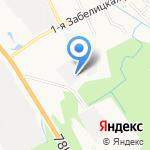 АБС76 на карте Ярославля