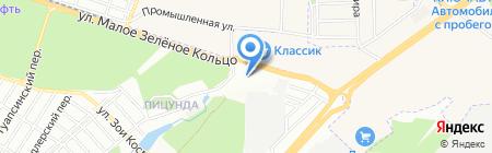 РОВЕН на карте Ростова-на-Дону