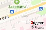 Схема проезда до компании Фирменный хлеб в Северодвинске
