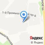 СтройБетон на карте Ярославля