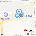 АвтоТочка35 на карте Вологды