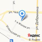 Аптека №27 на карте Ярославля