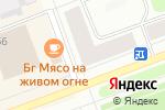 Схема проезда до компании Отделение социальной защиты населения по г. Северодвинску в Северодвинске
