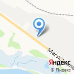 Мавитекс на карте Ярославля
