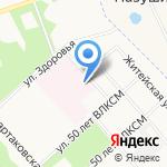 Мемориал на карте Ярославля