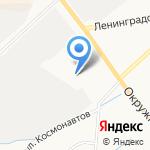 ТеплоПро на карте Вологды
