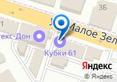 Магазин велосипедов на карте