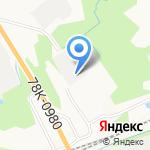 Ремстрой на карте Ярославля
