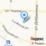 Первый детский на карте Ярославля