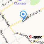 Рояль на карте Ярославля