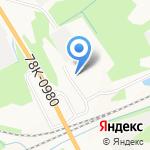 АвтоТехХолдинг на карте Ярославля