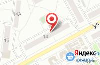 Схема проезда до компании Гуд в Ярославле