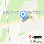 Стройбизнесинвест на карте Ярославля