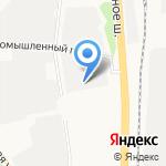 ЭнергоТехноСервис на карте Ярославля