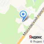 ЯрАвтоГазСервис на карте Ярославля