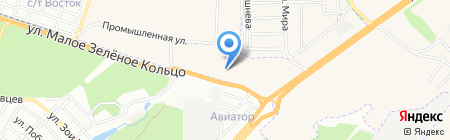Терминал КБ СДМ-БАНК на карте Аксая