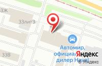Схема проезда до компании Элсу в Ярославле