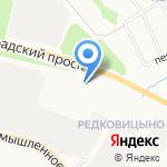 А-Климат на карте Ярославля