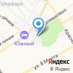 Деревянный рай на карте Ярославля
