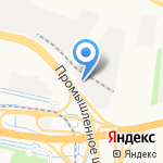 Top-Line на карте Ярославля