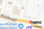 Схема проезда до компании Дон-Скутер в Аксае