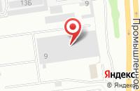 Схема проезда до компании Строительная Компания Омега-Т в Ярославле